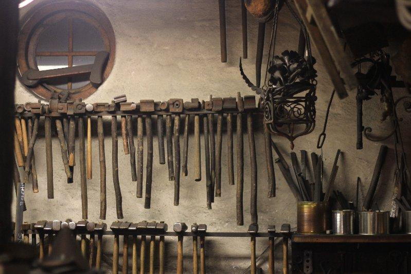 smidesverktyg