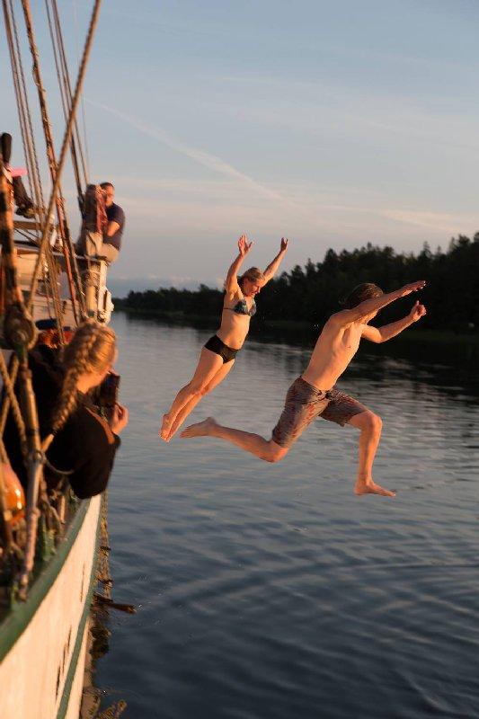 Fortfarande platser kvar till några av sommarens seglingar |