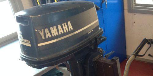 Årlig service av utombordare | Kurser kring båtmotorer