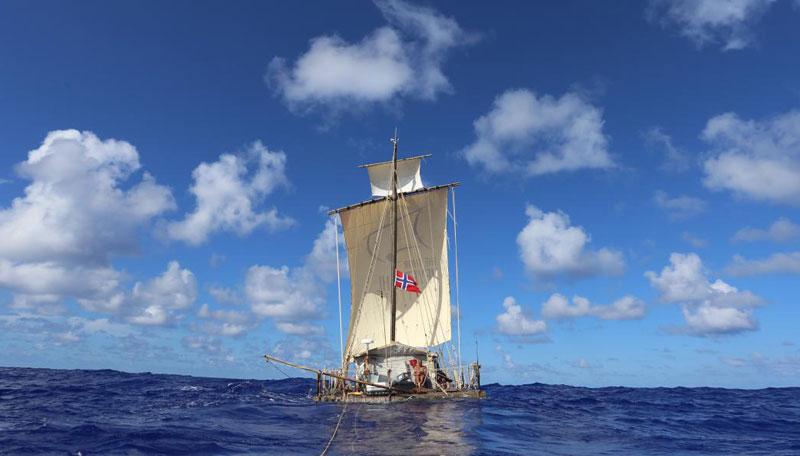 Kontiki 2 – 70 dagar på havet