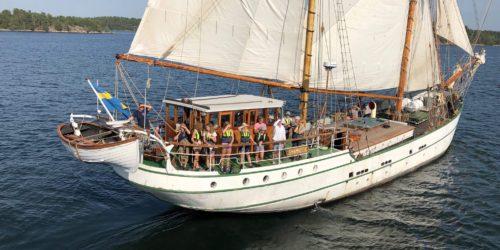 Privat helgsegling | Hyra fartyg